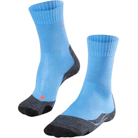 Falke TK2 Socks Women blue/black